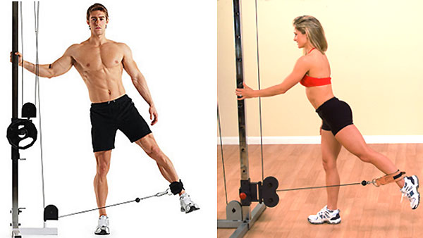 ANKLE STRAP Power System PS-3410
