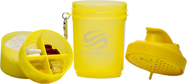 SmartShake Neon yellow