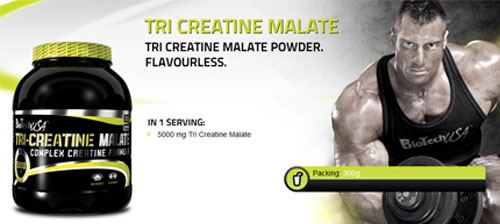 Tri-Creatine Malate BioTech