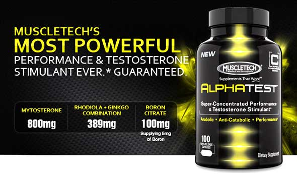AlphaTest MuscleTech