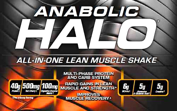 Anabolic HALO Performance Series (Анаболик Хало)