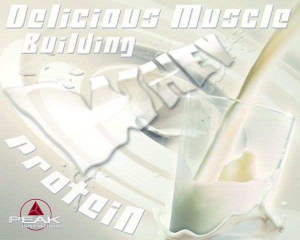 Delicious Whey Muscle Protein Peak