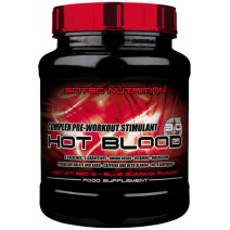 Hot Blood 3.0 Scitec Nutrition (820 гр.) - atletmarket.com.ua