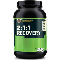 2:1:1 Recovery Optimum Nutrition (1695 гр.) - atletmarket.com.ua