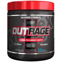 Nutrex Outrage Review (147 гр.) - atletmarket.com.ua