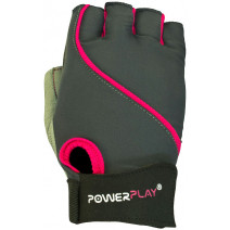 Женские перчатки PowerPlay 1725 (Pink) - atletmarket.com.ua