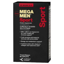Mega Men Sport GNC (90 таб.) - atletmarket.com.ua