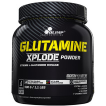Glutamine Xplode Powder Olimp (500 гр.) - atletmarket.com.ua