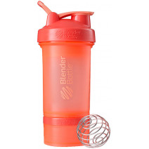 Шейкер Blender Bottle PROSTAK (650 мл.) - CORAL/Коралловый - atletmarket.com.ua