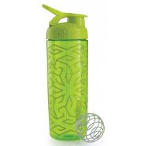 Шейкер BlenderBottle Signature Sleek (820 мл.) GREEN Zen Gala - atletmarket.com.ua