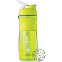 Шейкер Blender Bottle SportMixer Green (828 мл.) - atletmarket.com.ua