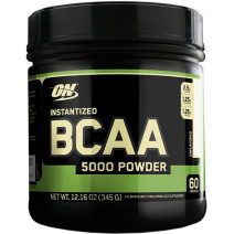 BCAA 5000 Powder Optimum Nutrition (345 гр.) - atletmarket.com.ua