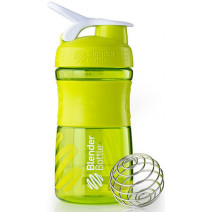 Шейкер Blender Bottle SportMixer MINI Green (591 мл.) - atletmarket.com.ua