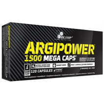 Argi Power 1500 Mega Caps Olimp (120 капс.) - atletmarket.com.ua