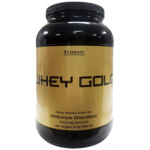 Whey Gold Ultimate Nutrition (908 гр.) - atletmarket.com.ua