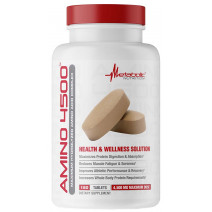 Amino 4500 Metabolic Nutrition (180 таб.) - atletmarket.com.ua
