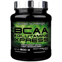 BCAA + Glutamine Xpress Scitec Nutrition (600 гр.) - atletmarket.com.ua