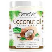 Coconut oil Extra Virgin OstroVit (900 гр.) - atletmarket.com.ua