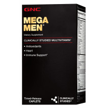Mega Men GNC (28 таб.) - atletmarket.com.ua