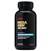Mega Men One Daily GNC (60 таб.) - atletmarket.com.ua