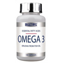Omega 3 Scitec Essentials (100 капс.) - atletmarket.com.ua