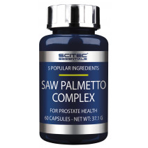 Saw Palmetto Complex Scitec Essentials (60 капс.) - atletmarket.com.ua