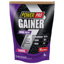 Gainer Power Pro (4000 гр.) - atletmarket.com.ua