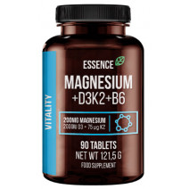 Magnesium + D3K2 + B6 Essence Sport Definition (90 таб.) - atletmarket.com.ua