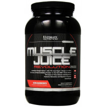 Muscle Juice Revolution 2600 Ultimate Nutrition (2120 гр.) - atletmarket.com.ua