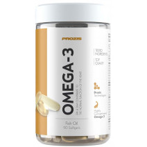 Omega-3 Fish Oil 1000mg Prozis (90 капс.) - atletmarket.com.ua