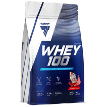 Whey 100 Trec Nutrition (900 гр.) - atletmarket.com.ua