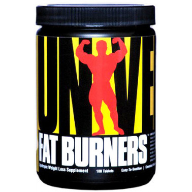 FAT Burners Universal Nutrition (110 таб.) - atletmarket.com.ua