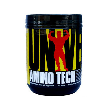 Amino Tech Universal Nutrition (375 табл.) - atletmarket.com.ua