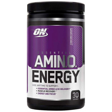 Amino Energy Optimum nutrition (270 гр.) - atletmarket.com.ua