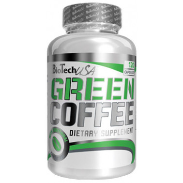 Green Coffee BioTech (120 капс.) - atletmarket.com.ua